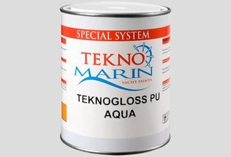 Teknogloss Pu Aqua