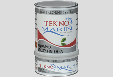 Tekno Aquapox Epoxy Finish