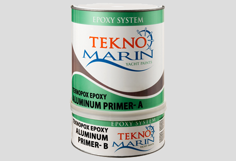 Teknopox Epoxy Aluminum Primer