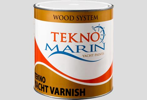 Tekno Yacht Varnish