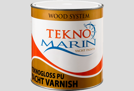 Teknogloss Pu Yacht Varnish