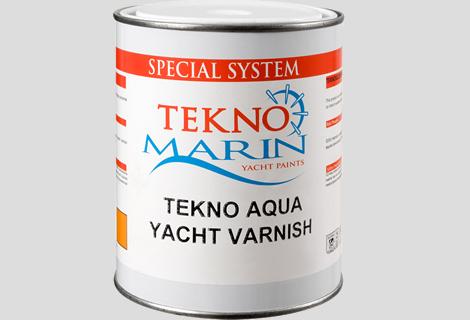 Tekno Aqua Yacht Varnish
